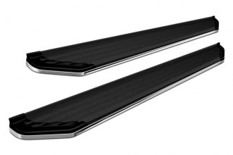Westin® 28-21190 - Stylized Stainless Steel Running Boards