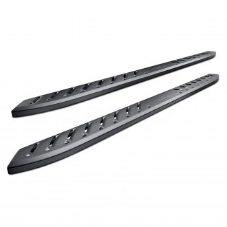 Westin® - Thrasher Series Black Running Boards