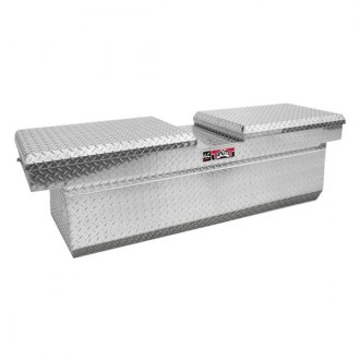 Westin® - Brute™ Deep Dual Lid Gull Wing Crossover Tool Box with Slant