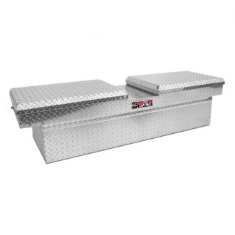 Westin® - Brute™ Standard Dual Lid Gull Wing Crossover Tool Box