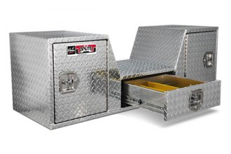 Westin® - Brute™ Goose Neck Tailgate Tool Box
