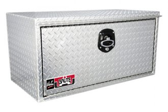 Westin® - Brute™ HD Underbody Drop Down Door Aluminum Tool Box