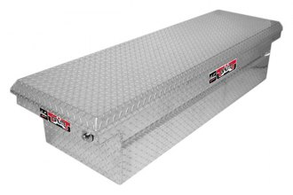Westin® - Brute™ Aluminum Low Profile Single Lid Crossover Tool Box