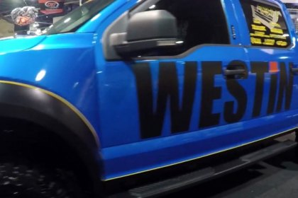 Westin® SEMA 2016 Parts Overview (HD)