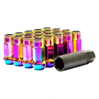 Wheel Mate® - Muteki SR48 Extended Open End Racing Lug Nuts