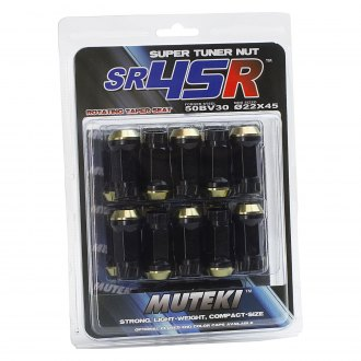 Wheel Mate® - Muteki SR45R Lug Nut Kit