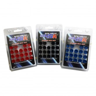 Wheel Mate® - SR45R Plastic End Lug Nut Caps