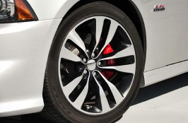 WHEEL REPLICAS® - SRT 8 on Dodge Charger 2012