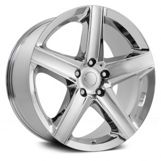 WHEEL REPLICAS® - 2006 JEEP SRT 8 Chrome