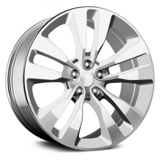WHEEL REPLICAS® - 2012 CHARGER SRT 8 Chrome