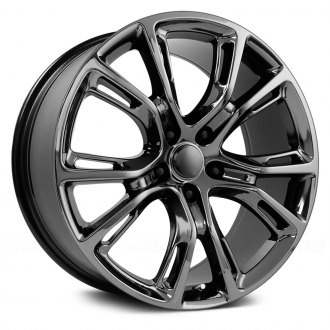 WHEEL REPLICAS® - 2012 JEEP SRT 8 PVD Dark Chrome