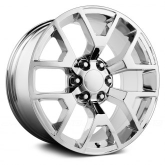 WHEEL REPLICAS® - 2014 GMC SIERRA Chrome