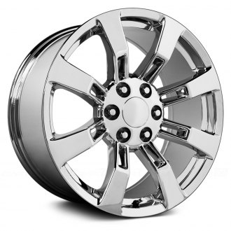 WHEEL REPLICAS® - GMC YUKON DENALI Chrome