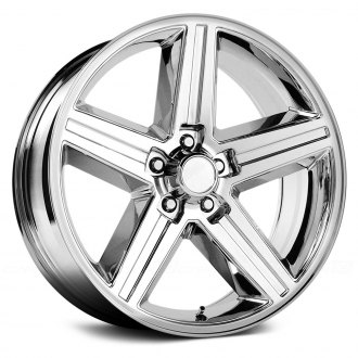 WHEEL REPLICAS® - IROC Chrome