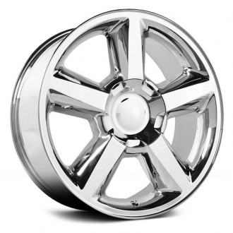 WHEEL REPLICAS® - LTZ Chrome