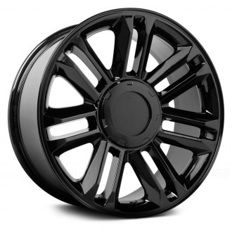 WHEEL REPLICAS® - PLATINUM Gloss Black