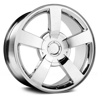 WHEEL REPLICAS® - SILVERADO SS Chrome