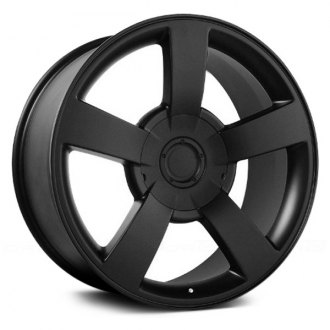 WHEEL REPLICAS® - SILVERADO SS Matte Black