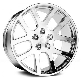 WHEEL REPLICAS® - SRT 10 Chrome