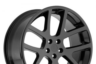 WHEEL REPLICAS® - SRT 10 Matte Black