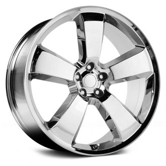 WHEEL REPLICAS® - SRT 8 Chrome