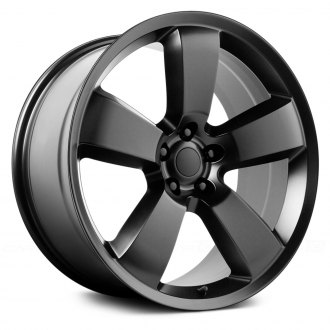 WHEEL REPLICAS® - SRT 8 Satin Black