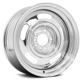 WHEEL VINTIQUES® - CHEVY STYLE Chrome