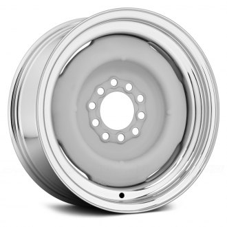 WHEEL VINTIQUES® - GENNIE Chrome with Generic Color Center