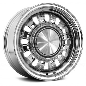 WHEEL VINTIQUES® - GT RALLYE Chrome