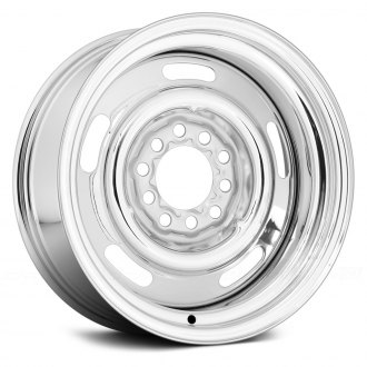 WHEEL VINTIQUES® - HOT ROD RALLYE Chrome
