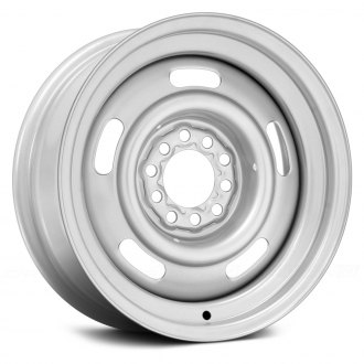 WHEEL VINTIQUES® - HOT ROD RALLYE Silver