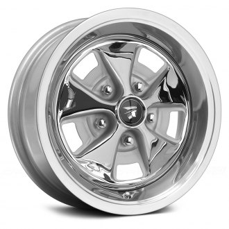 WHEEL VINTIQUES® - MERCURY COUGAR Chrome