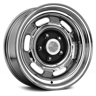 WHEEL VINTIQUES® - PONTIAC RALLYE I Chrome