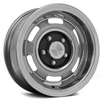 WHEEL VINTIQUES® - PONTIAC RALLYE I Powder Coated Silver