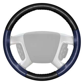 Wheelskins® - EuroTone Two-Color Steering Wheel Cover