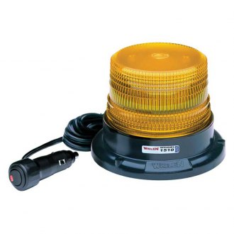 Whelen® - 1500 Series Amber LED Beacon Light