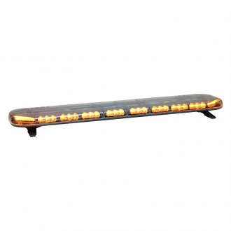 "Whelen® - Justice™ ""JE"" Competitor™ Series Super-LED™ Amber Light Bar"