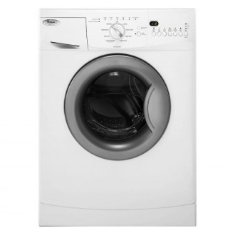Whirlpool® - 2.0 cu. ft. Compact Front Load Washer with Time Remaining Display