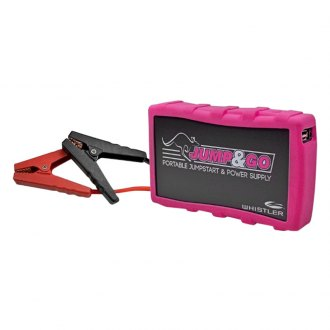 Whistler® - WJS-3000P  Jump and Go Portable Jump starter (Pink)