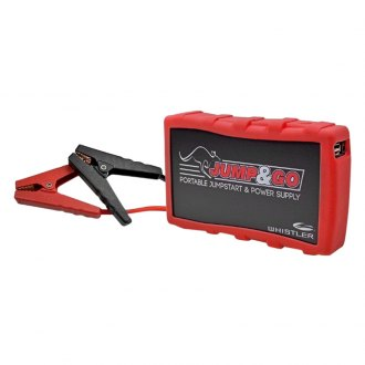 Whistler® - WJS-3000R  Jump and Go Portable Jump starter (Red)