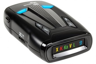 Whistler® - CR65 Laser-Radar Detector with LED Icon Indicators
