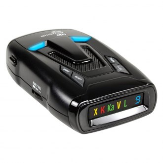 Whistler® - Laser-Radar Detector with LED Icon Indicators and Voice Alert