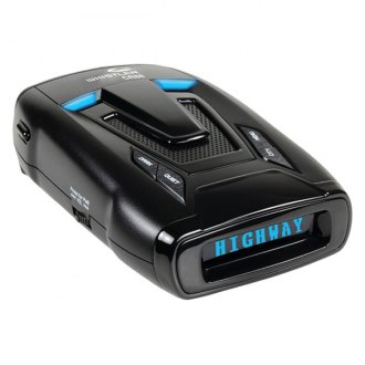Whistler® - Laser-Radar Detector with OLED Display and Real Voice Alerts