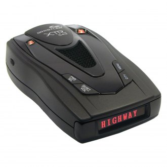 Whistler® - XTR Series Laser-Radar Detector with OLED Display