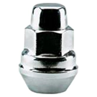 White Knight® - Cone Seat Bulge Acorn HT Lug Nuts