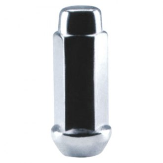 White Knight® - Cone Seat XL Bulge Acorn Lug Nuts