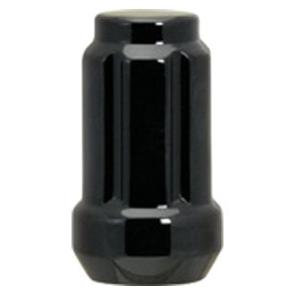 White Knight® - Black Cone Seat Spline Acorn Lug Nut