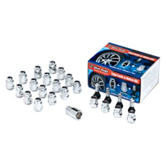 White Knight® - Cone Seat Acorn Wheel Lug Nuts Installation Kit
