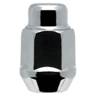 White Knight® - Cone Seat Bulge Acorn Heat Treated Lug Nuts