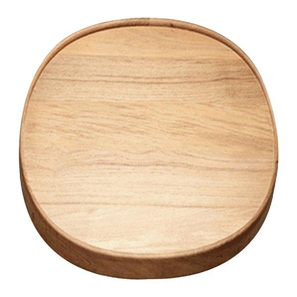 Whitecap 61397 24 x1 1 8 teak round table top for Round teak table top